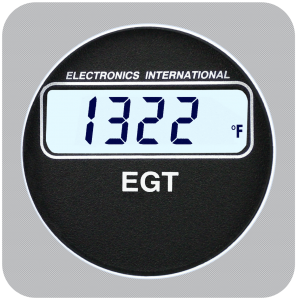 E-1 Single EGT Gauge