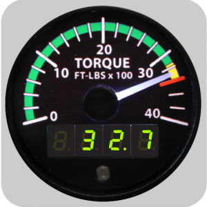 TR-1-TQ Engine Torque Instrument