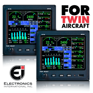 MVP-50P Twin Engine Monitor